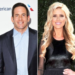 Tarek El Moussa Is 'Excited' About Ex Wife Christina Anstead's Pregnancy