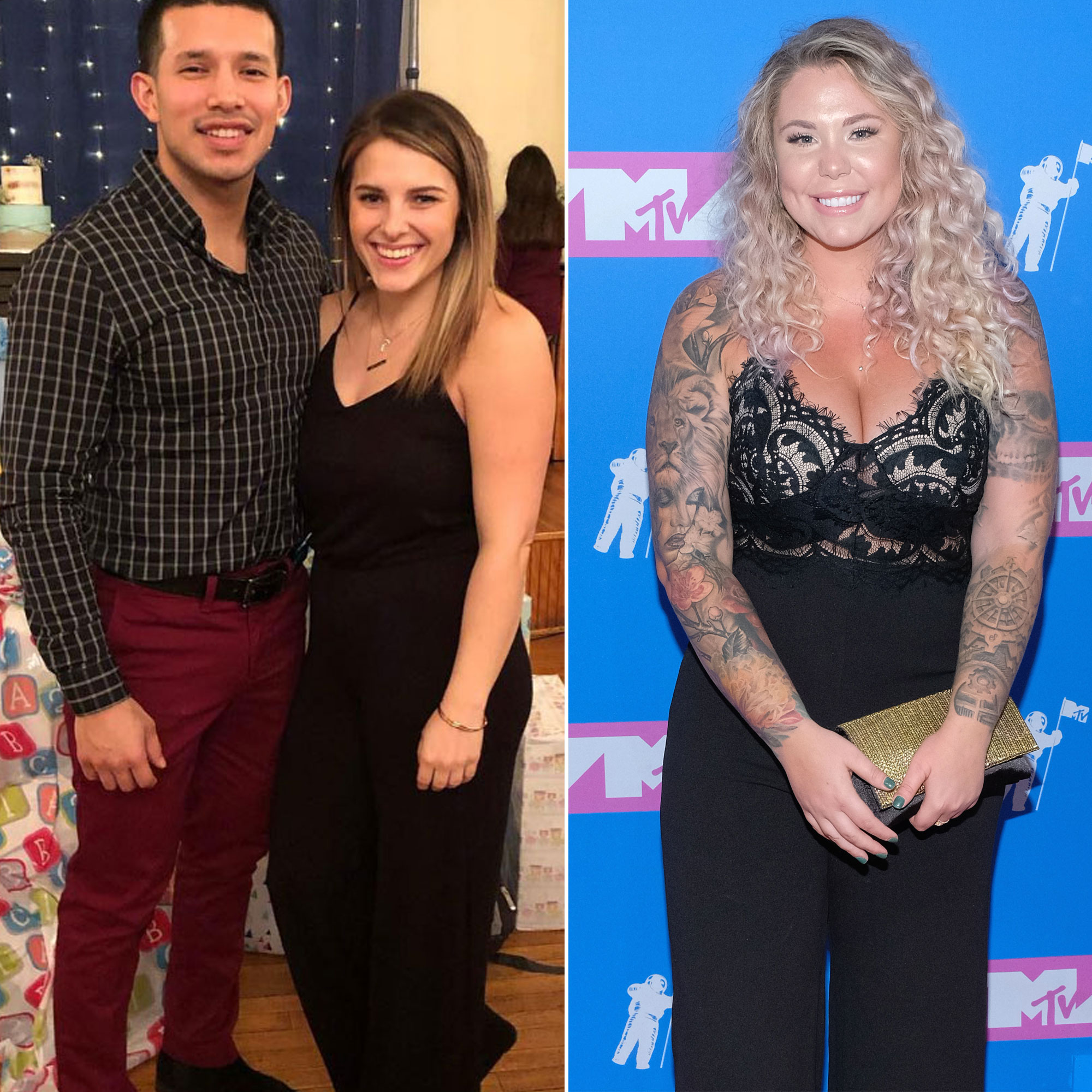 "Javi Marroquin Propose to GF Lauren Comeau This Year - Marroquin said that he sees his ex Kailyn Lowry , with whom he shares son Lincoln, 5, and Comeau hanging out in the near future. ""I definitely see that happening soon. I think [Kailyn] …. wanted me and her to have a good relationship where we weren't gonna fight … which we have."""