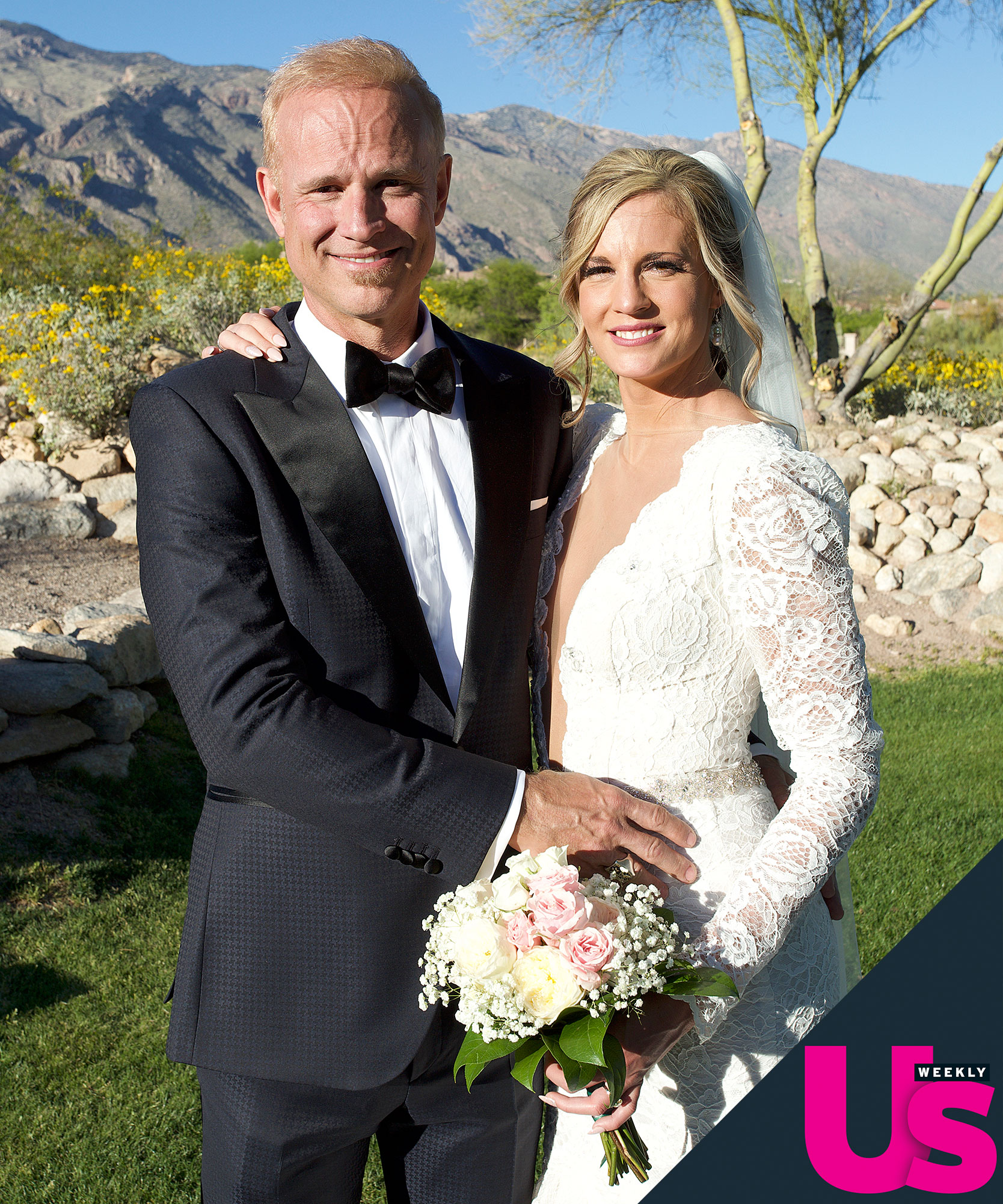 093d2db22b0d2 The Price Is Right' Announcer George Gray Marries Brittney Green: Pic