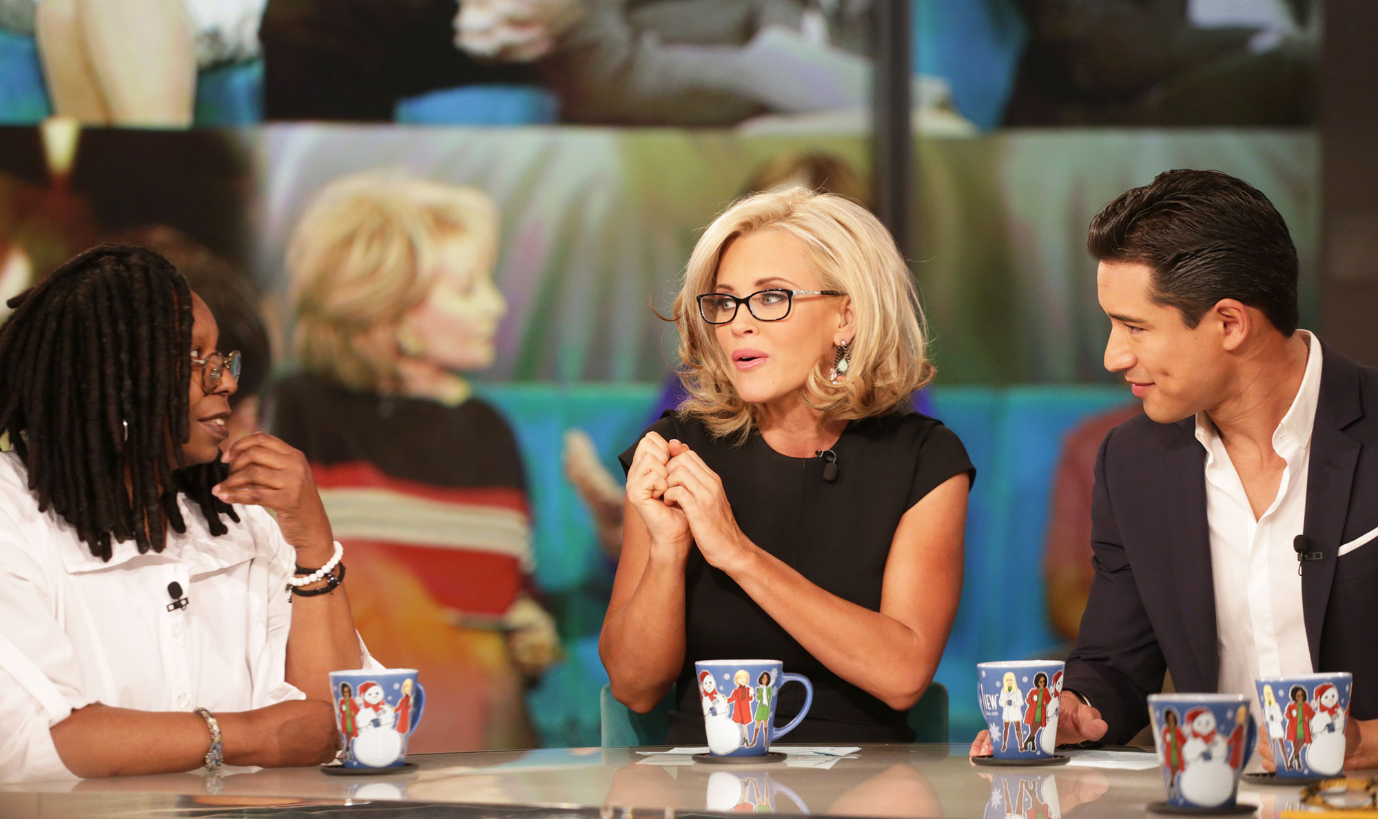 Jenny McCarthy She's 'Too Old'! Feuds, Friendships and More Shocking Revelations from 'The View' Tell-All - Jenny McCarthy , who appeared on the show from 2013 to 2014, recalled a time that Walters screaming at her for seven minutes about autism.