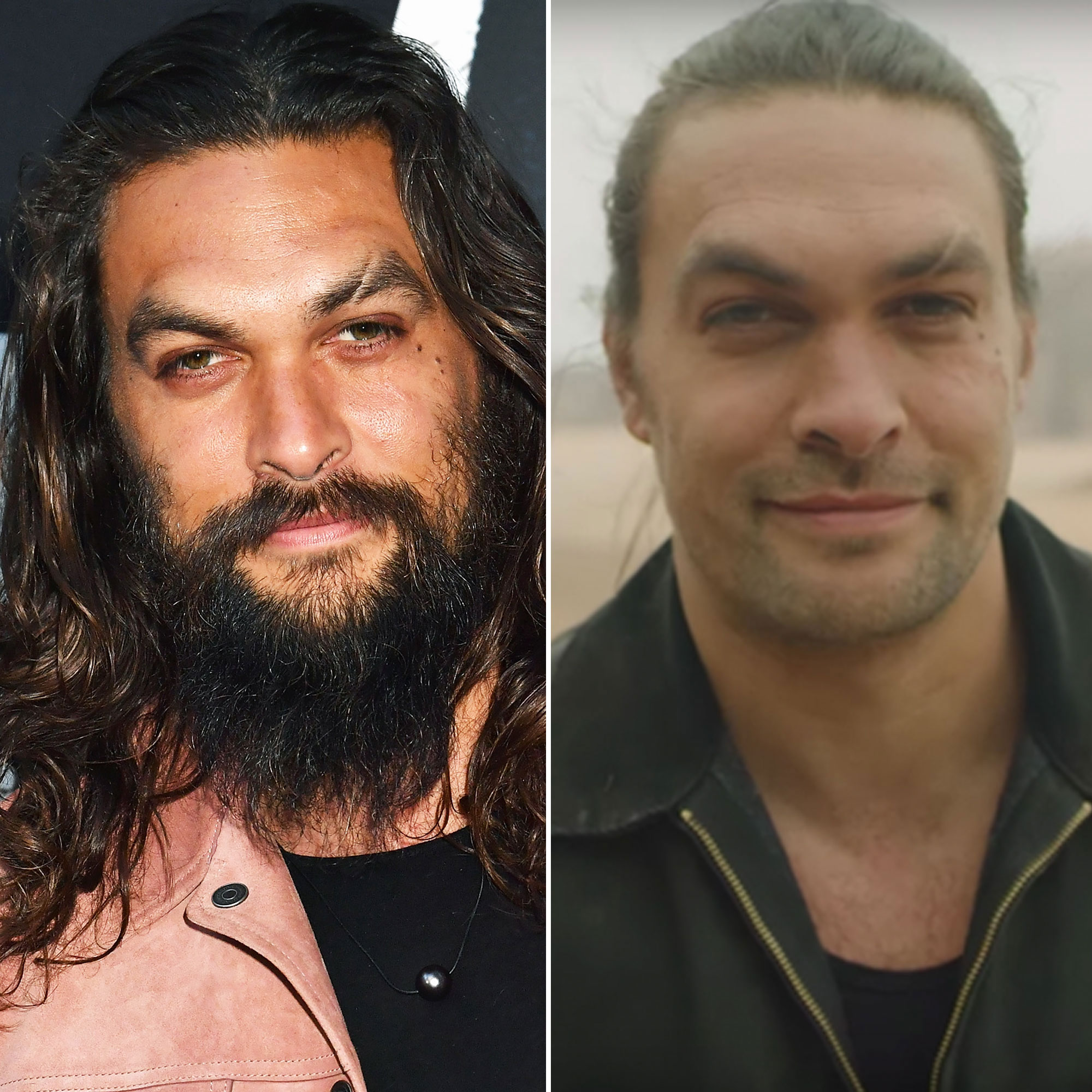 Jason Momoa Shaves Beard For Earth Day Recycling Initiative