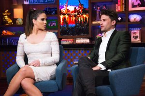 Tom Schwartz Was Caught Watching 'Two and a Half Men' During Sex With Katie Maloney