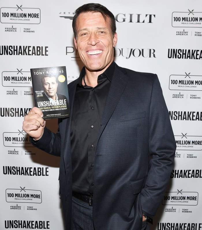 Tony Robbins 25 Things You Don't Know About Me