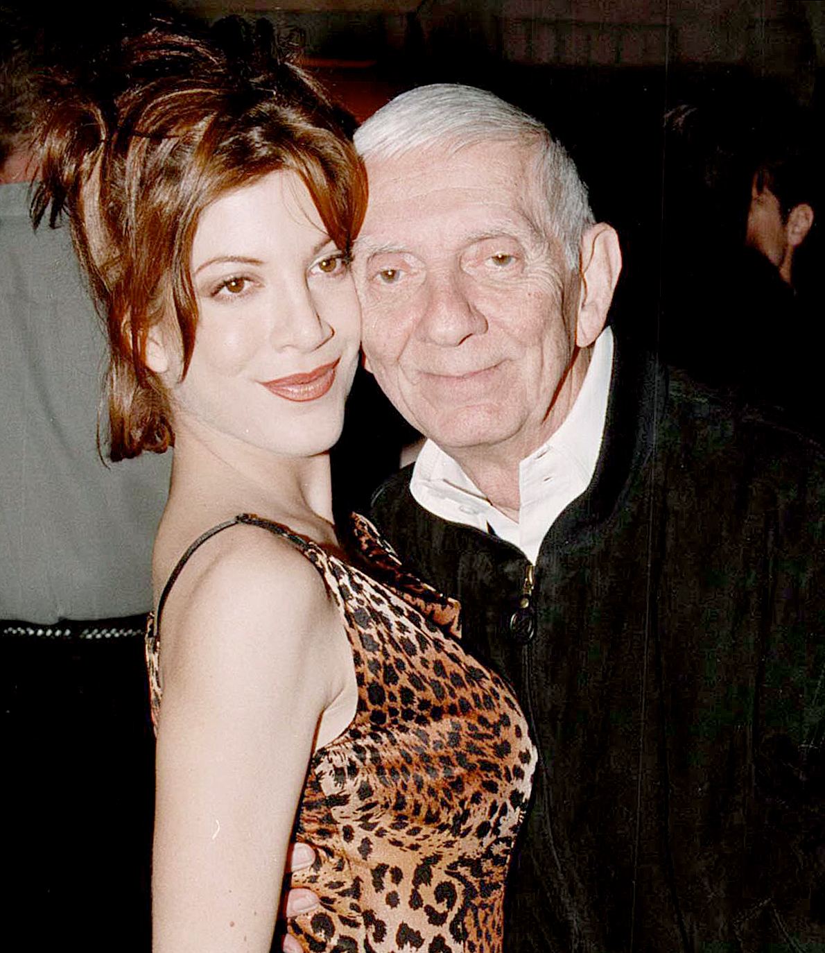 """Tori Spelling Pays Tribute to Late Father Aaron Spelling on His Birthday: 'I Always Say 'What Would Dad Do?"""""""
