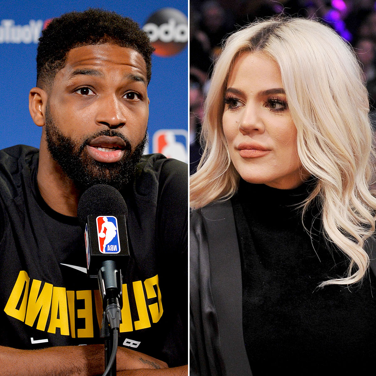 Tristan Thompson Hooking Up With Women Khloe Kardashian Split - Tristan Thompson and Khloe Kardashian.