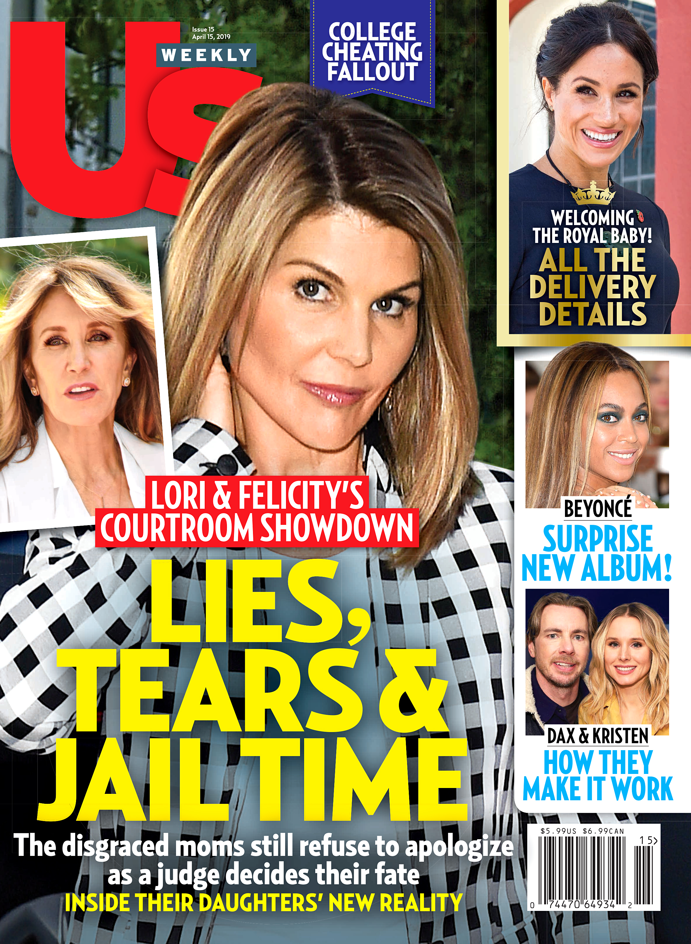 UW1519 Us Weekly cover Lori Loughlin