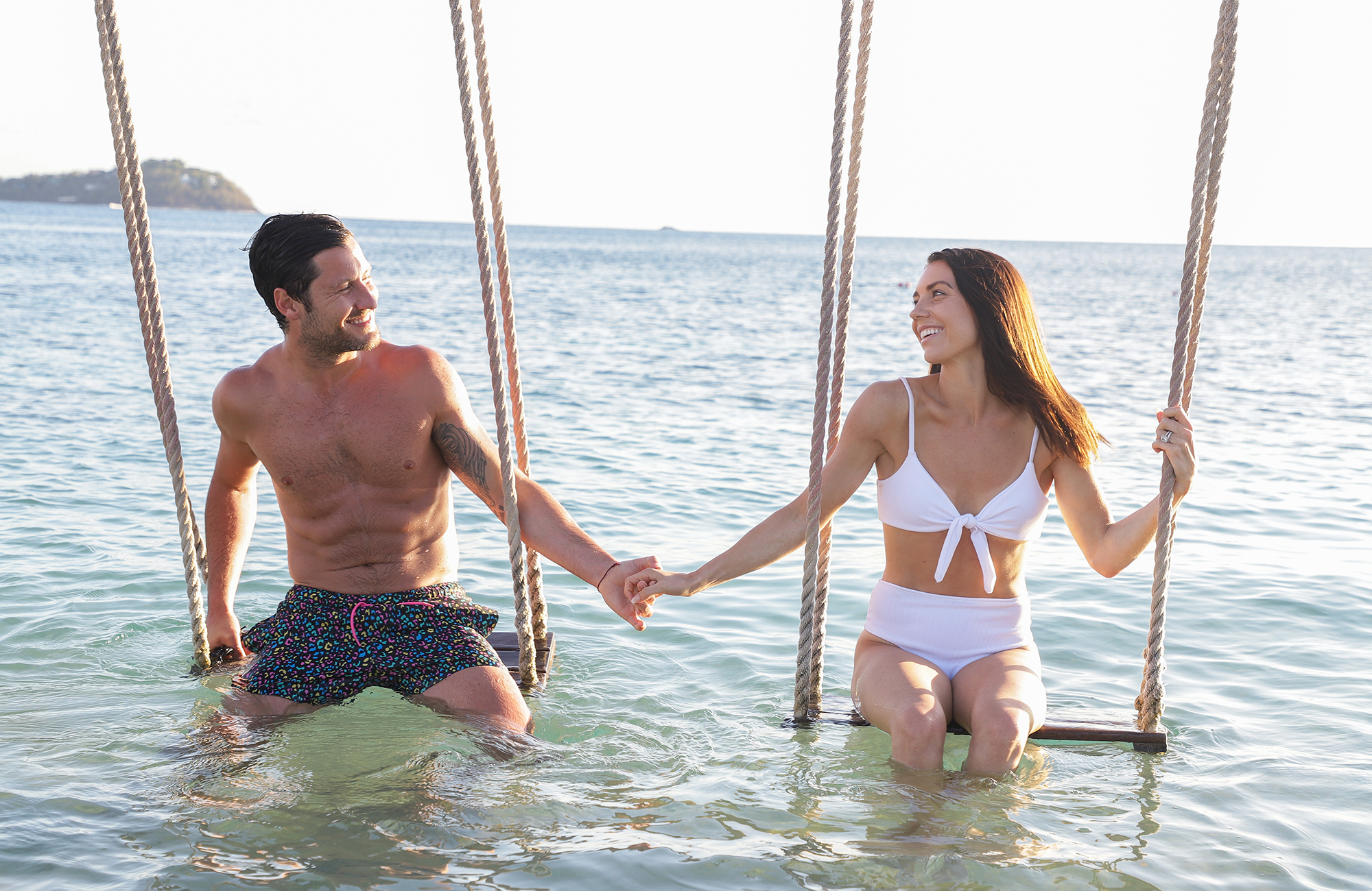 Val Chmerkovskiy Jenna Johnson Honeymoon - The newlyweds dated on and off since 2015 before he popped the question in June 2018.