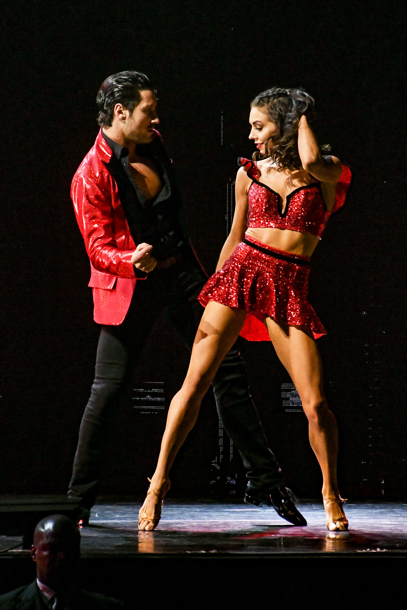 Who is val from dancing with the stars hookup 2019