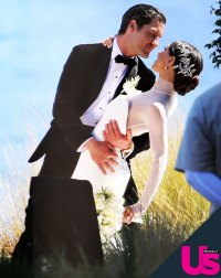 Val Chmerkovskiy Jenna Johnson Wedding