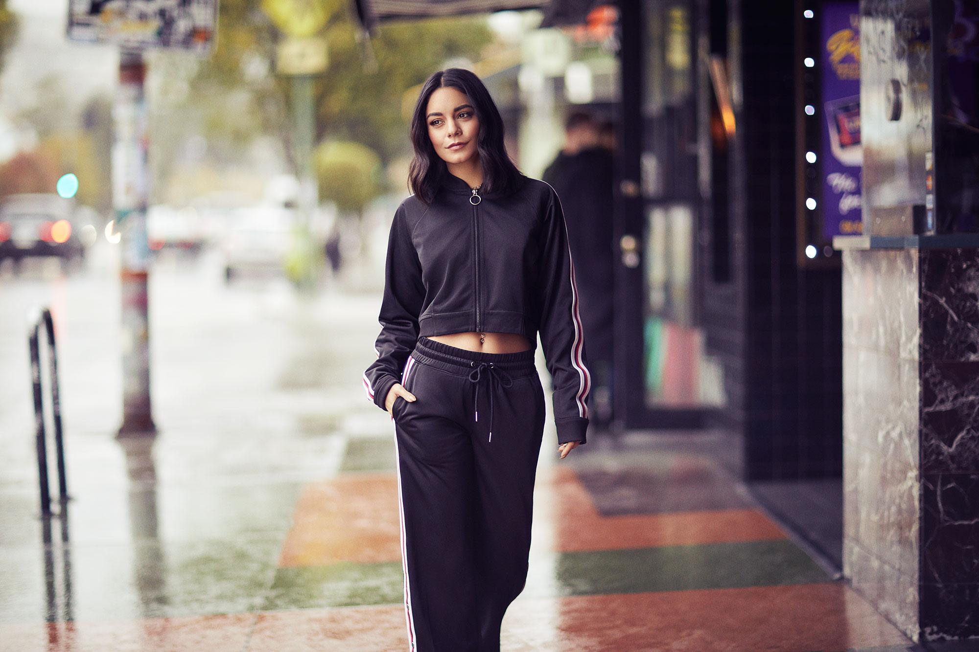 d3f6f655153b Vanessa Hudgens x AVIA Spring 2019 Activewear Campaign: Pics