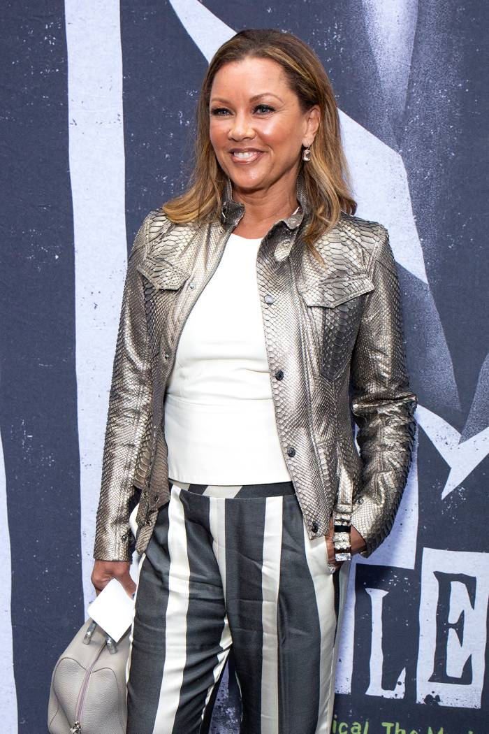 Vanessa Williams Reacts to Former Costar Felicity Huffman