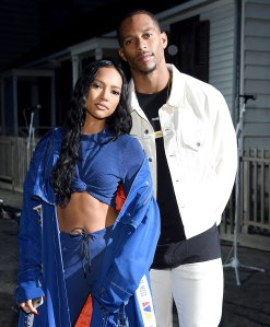 Victor-Cruz-Karrueche-Tran-possible-engagement