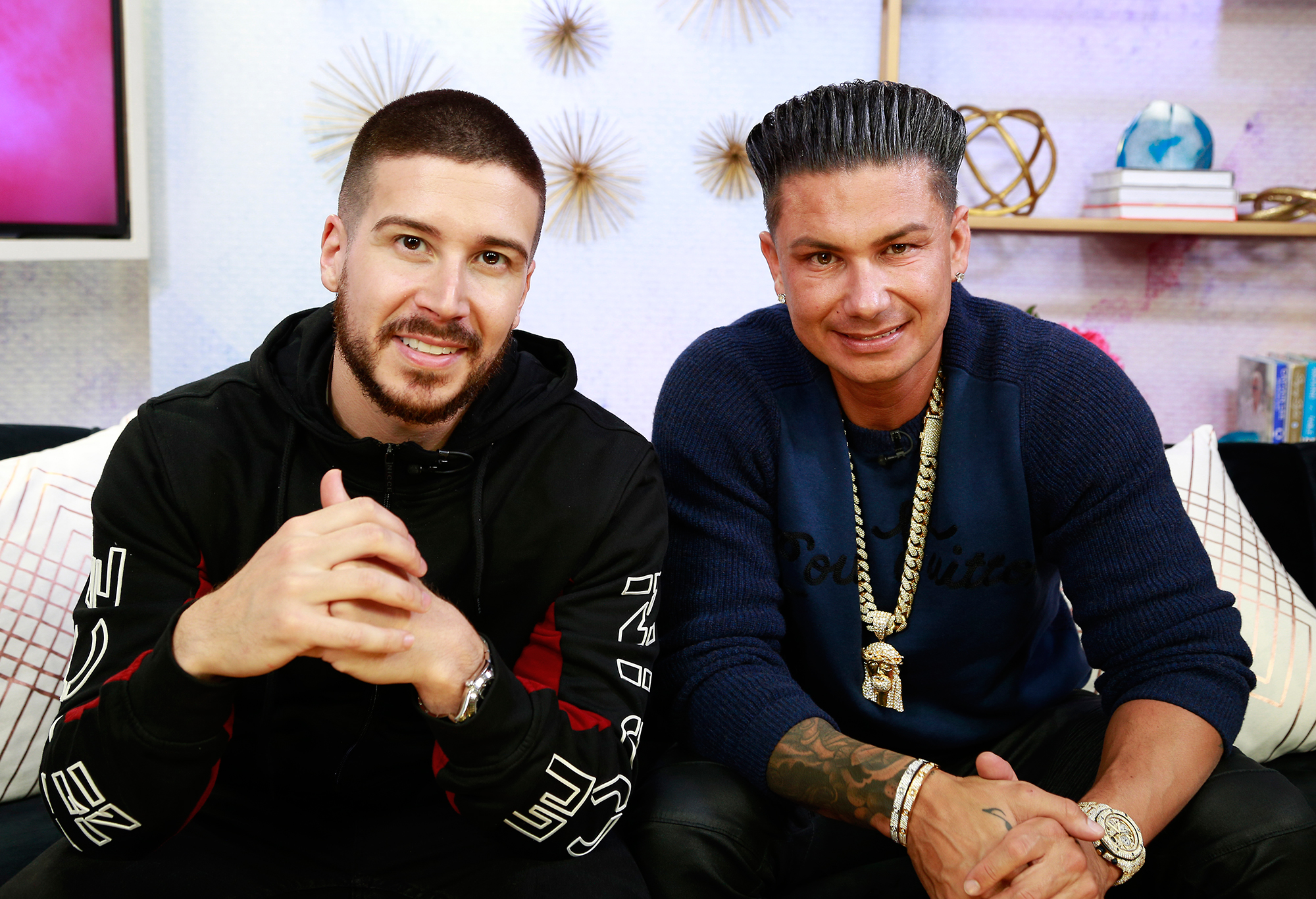 Vinny Guadagnino and DJ Pauly D Talk Turnoffs - Vinny Guadagnino and Pauly D.