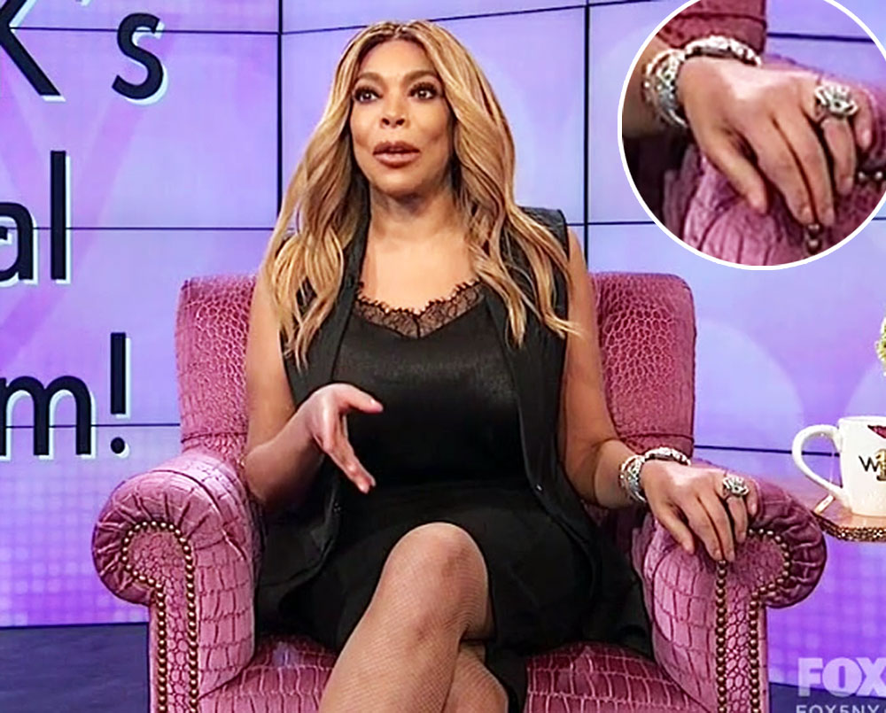 Wendy Williams Kevin Hunter Split