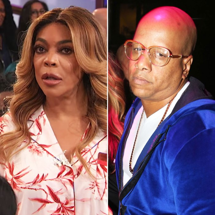 Wendy Williams and Kevin Hunter divorce marriage again