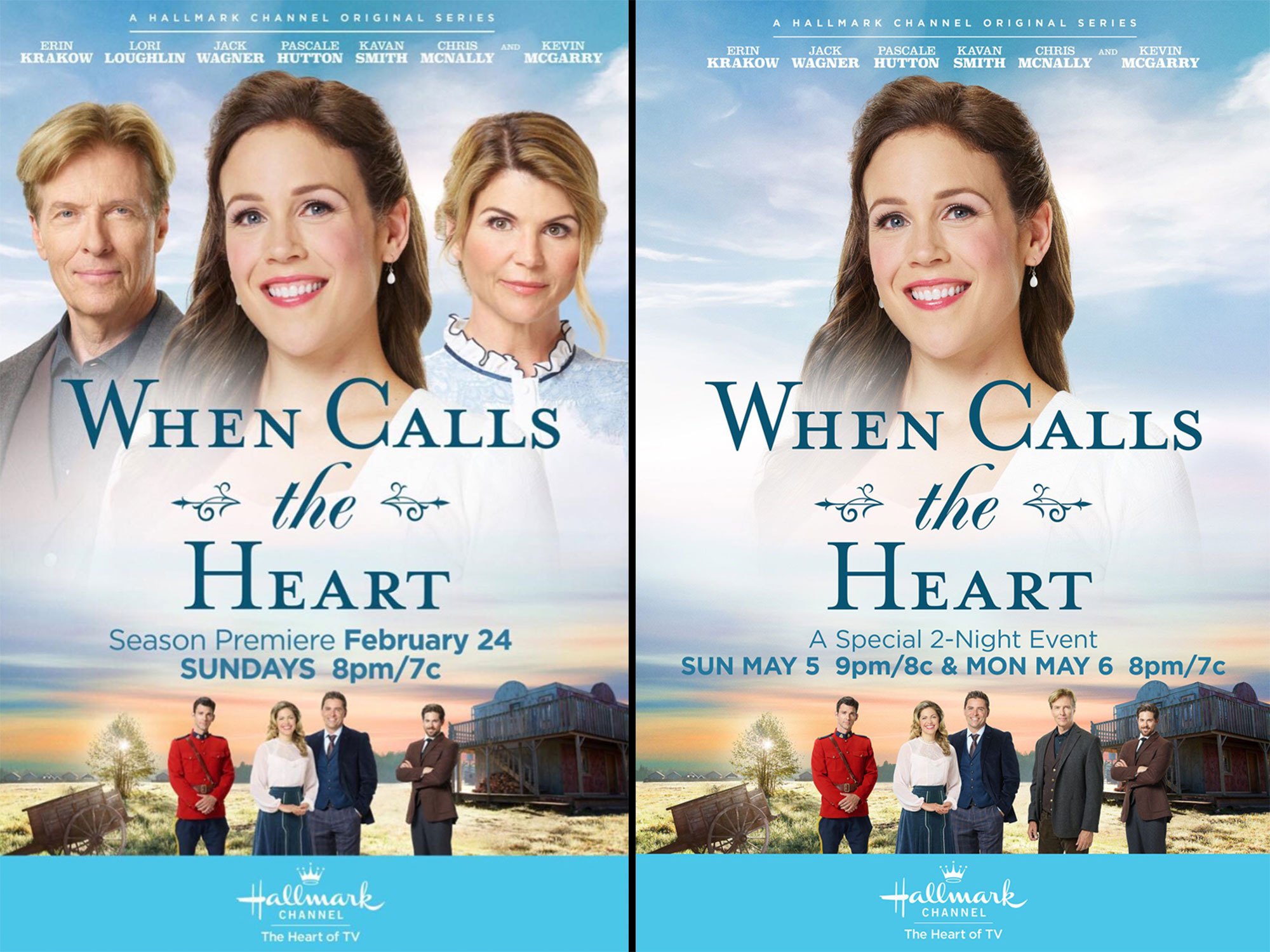 Abigail No More! 'When Calls the Heart' Erases Lori from