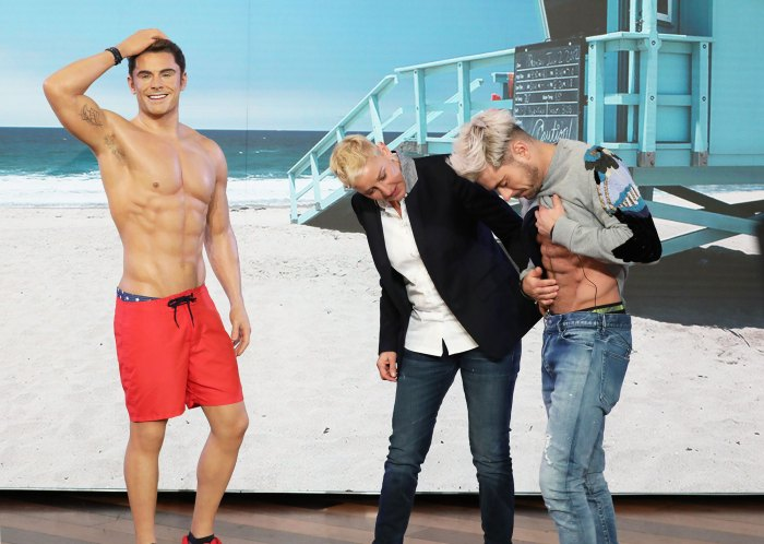 Zac Efron Admits His 'Baywatch' Body Was 'Too Big' and 'Unrealistic'
