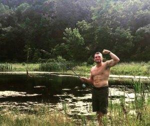 Zack Clayton Carpinello Jenni 'JWoww' Farley New Wrestler Boyfriend