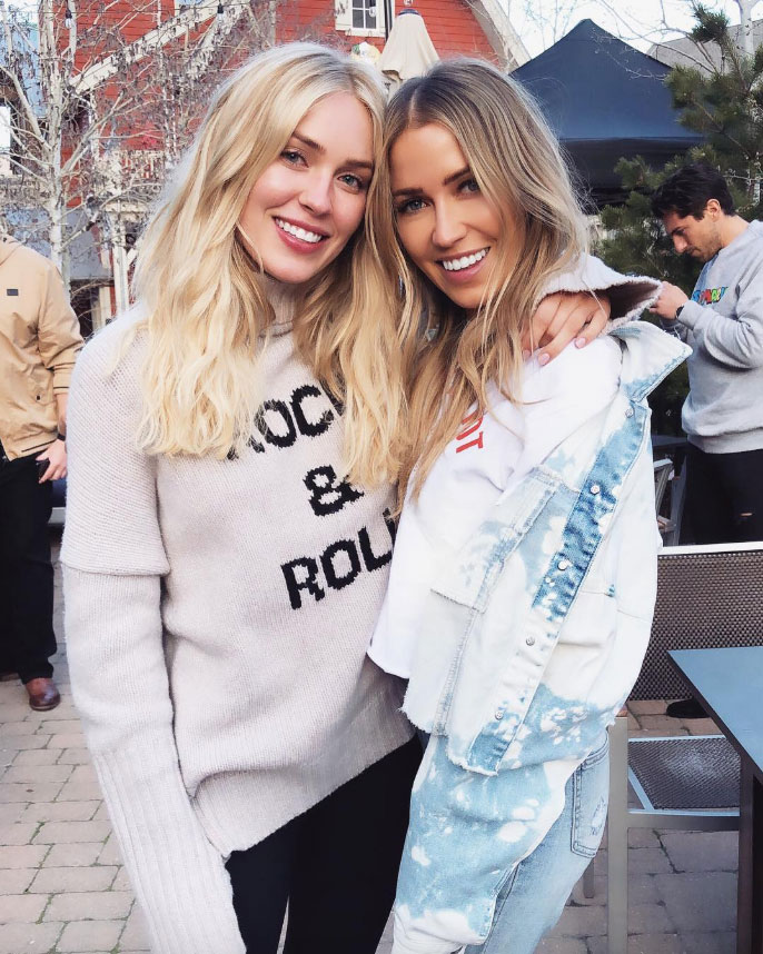 "'Bachelor' Alums Colton Underwood Cassie Randolph Kaitlyn Bristowe Jason Tartick Double Date Aspen - While Underwood was known for his ""virgin"" status, Bristowe recently detailed her and Tartick's first hookup."