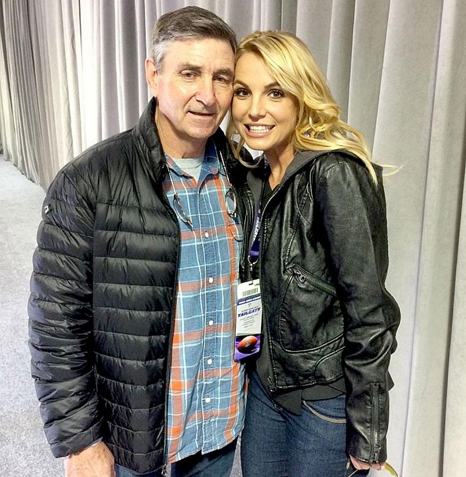 Britney Spears Father Jamie Health Decline