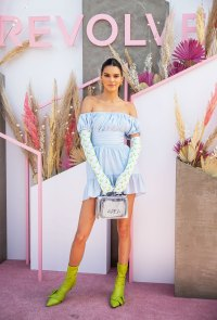 Kendall Jenner coachella fashion