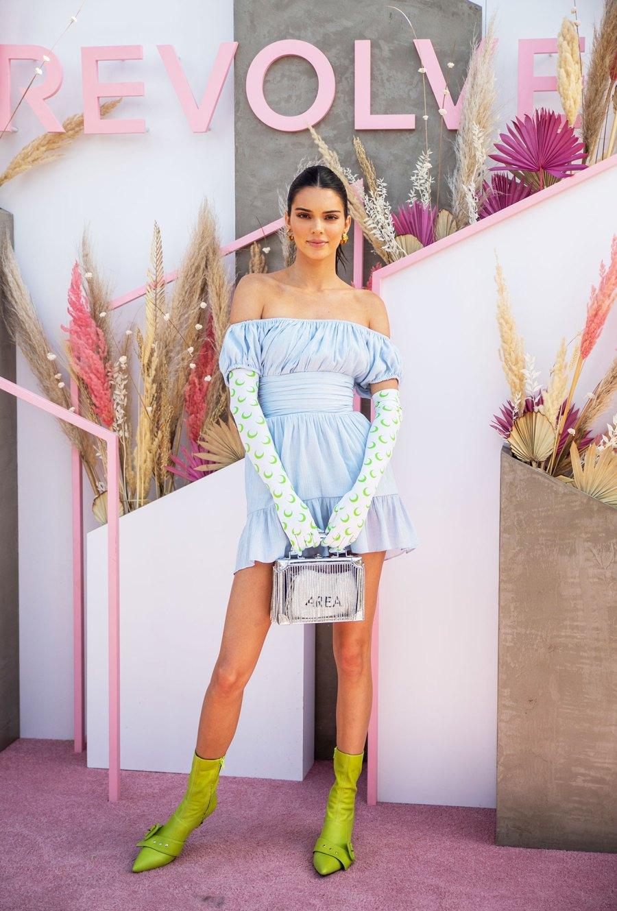 Kendall Jenner coachella fashion