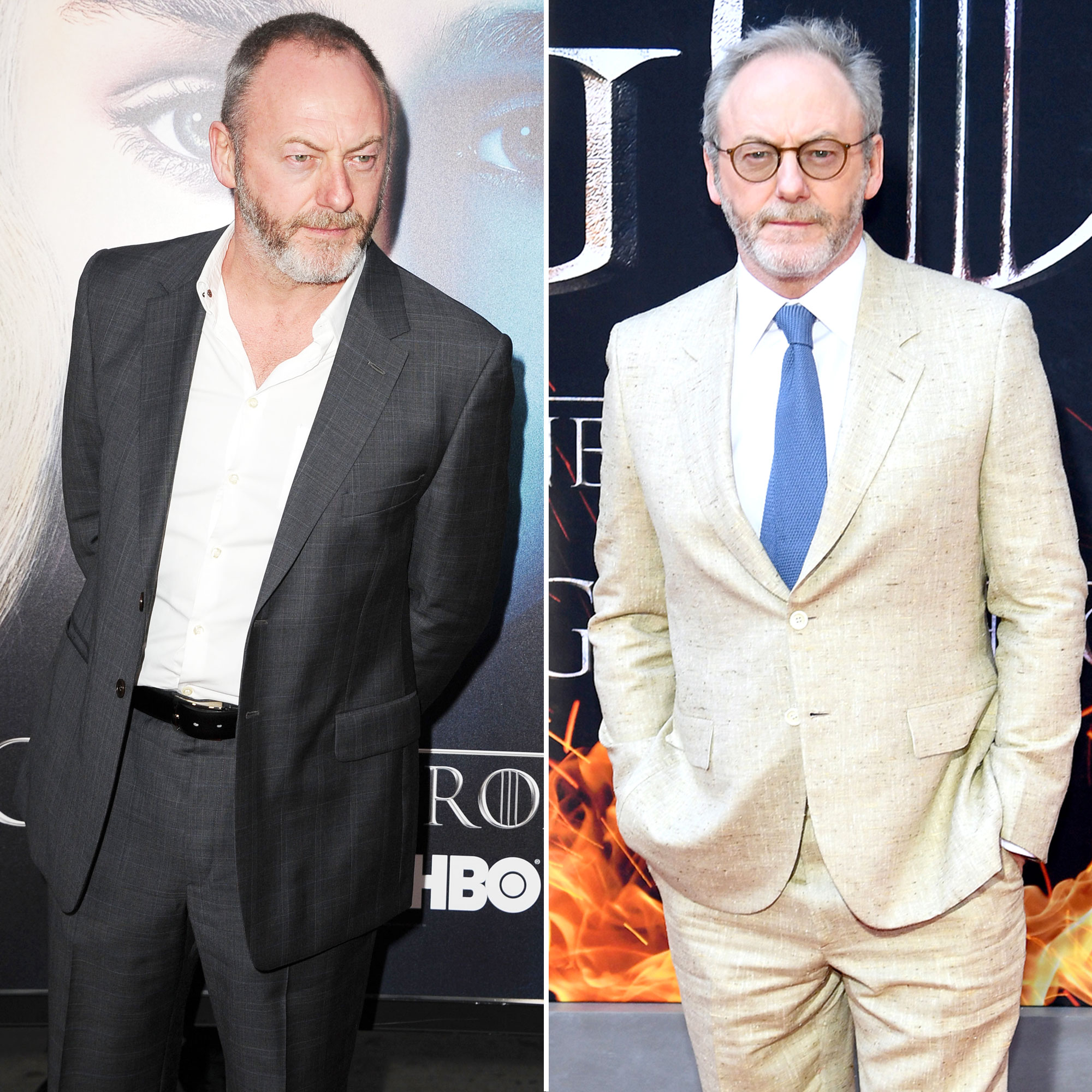 Liam Cunningham'Game of Thrones' Stars: From the First 'GoT' Red Carpet Premiere to the Last - There's something about the Irish actor that fans have loved since day one. Whether Ser Davos makes it to the very end remains to be seen, but at least Cunningham has a few projects planned, such as TV mini-series The Hot Zone .