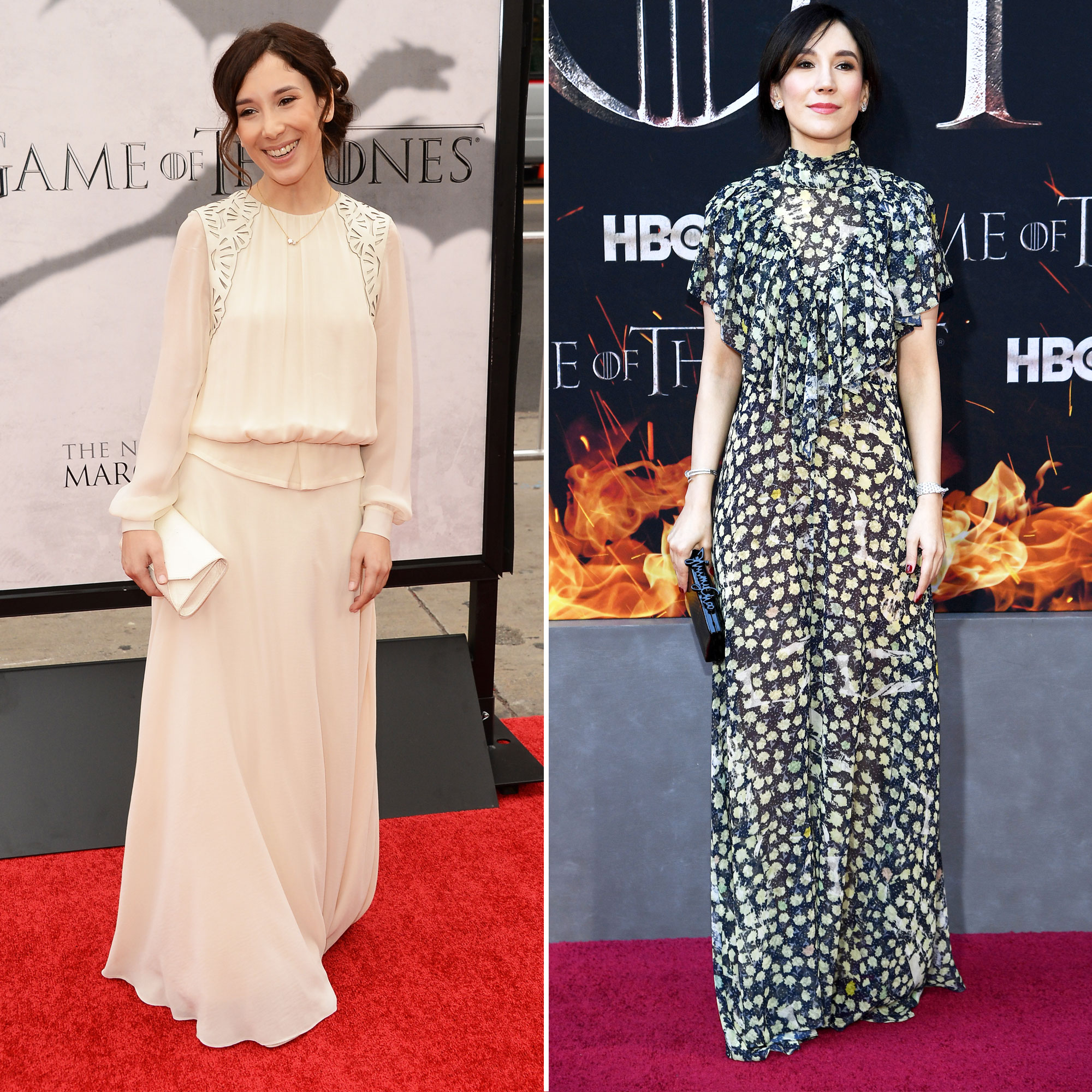 Sibel Kekilli 'Game of Thrones' Stars: From the First 'GoT' Red Carpet Premiere to the Last - After her death at the hands of her former love Tyrion in 2014, Kekilli went back to her roots in German television, starring on series such as Tatort and Bruder: Schwarze Macht .