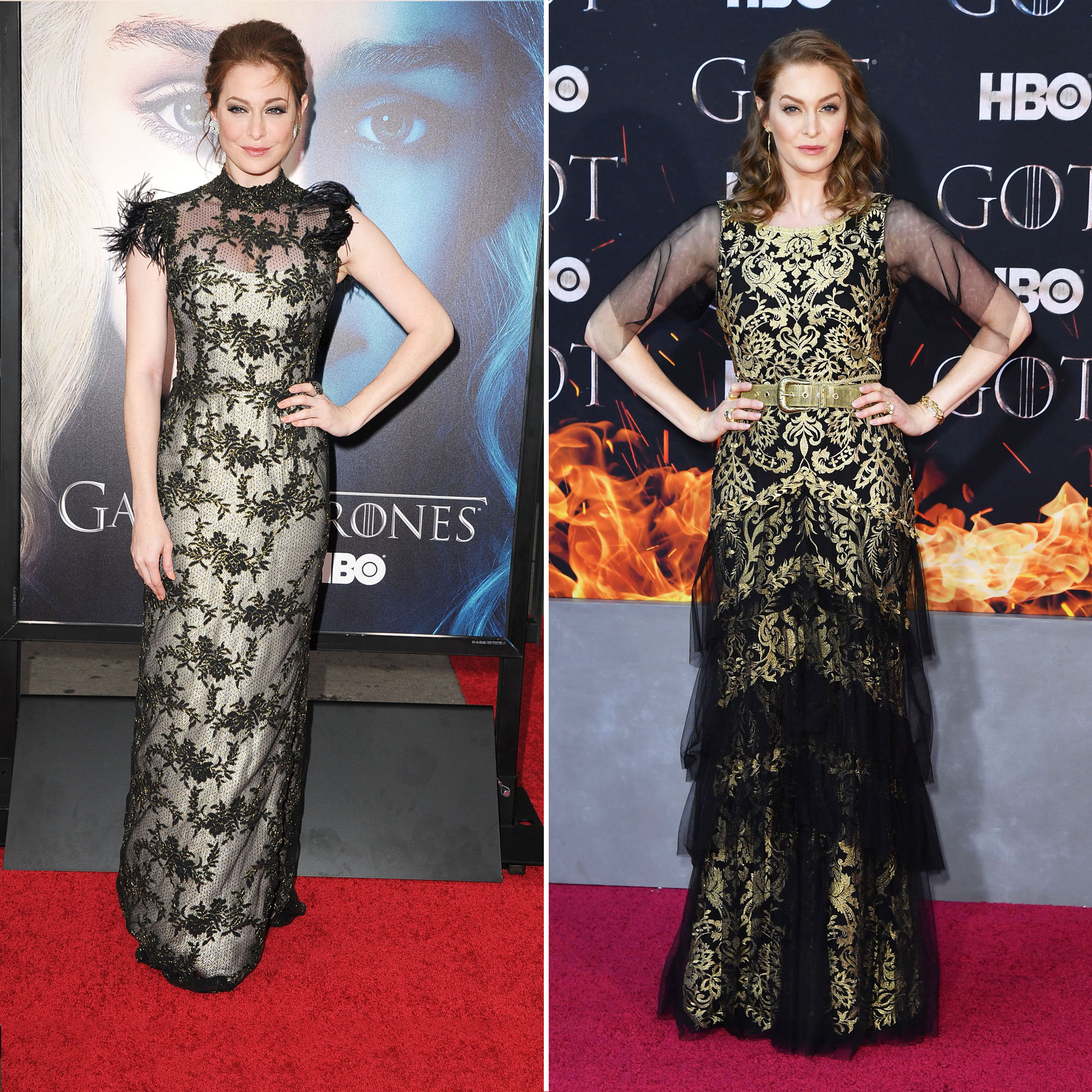 Esme Bianco 'Game of Thrones' Stars: From the First 'GoT' Red Carpet Premiere to the Last - Bianco's turn on the show ended in 2013 after Joffrey Baratheon ( Jack Gleeson ) shot her to death with a crossbow, but the actress has been doing just fine. The Magicians , Supergirl and Star vs. the Forces of Evil are just some of the TV shows she's gotten under her belt since Ros' demise.
