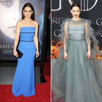 Emilia Clarke 'Game of Thrones' Stars: From the First 'GoT' Red Carpet Premiere to the Last