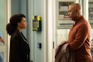 recap Grey's Anatomy Kelly McCreary and James Pickens Jr.