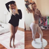 Jenna Jameson weight loss gained weight