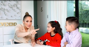 Jennifer Lopez Tells Twins How She Found Out She Was Pregnant