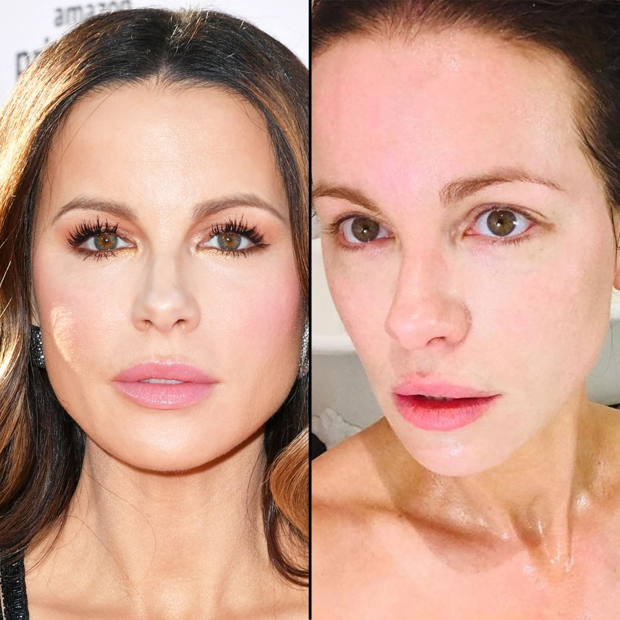 45-Year-Old Kate Beckinsale Glows in a Cheeky #NoMakeup Selfie