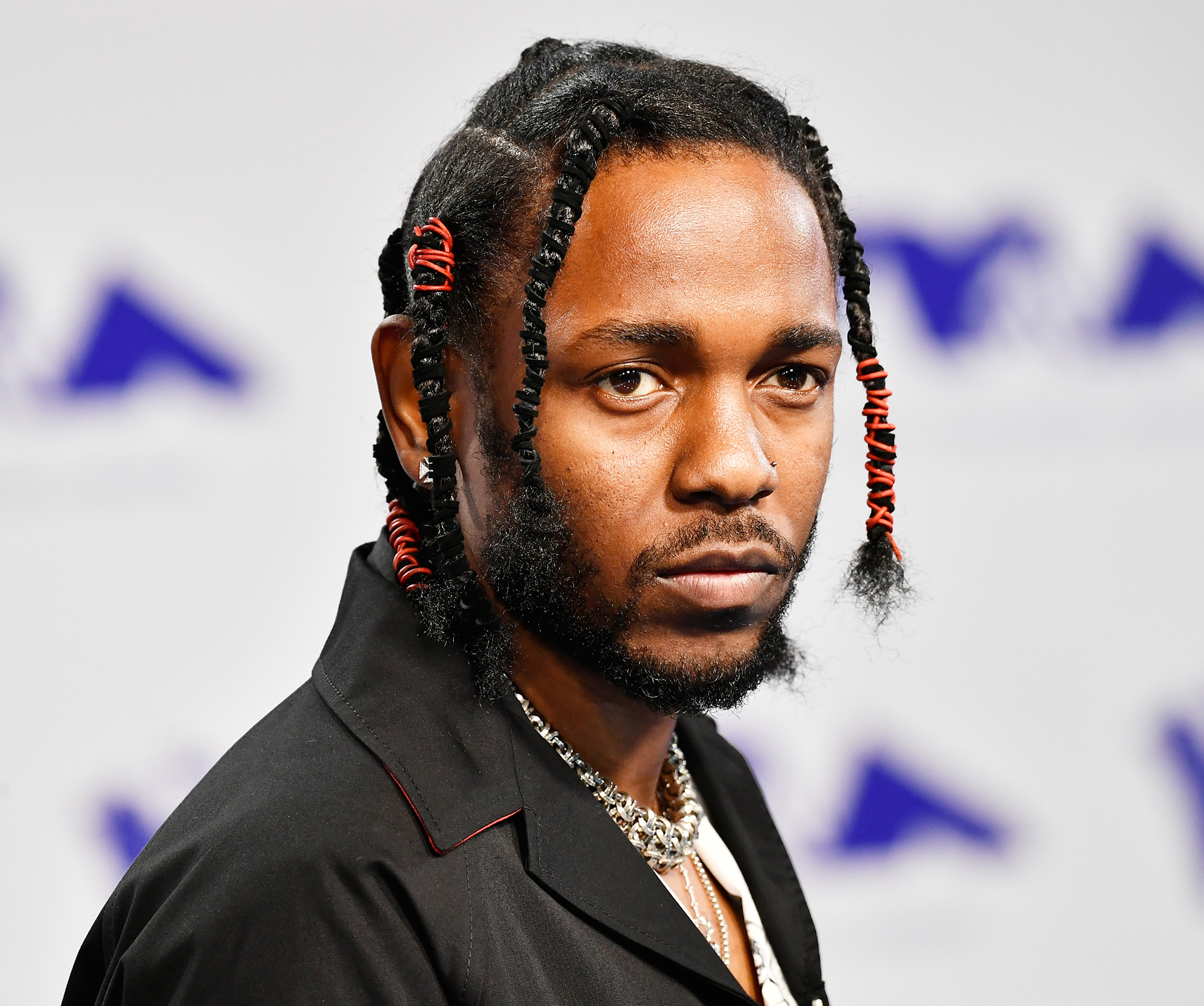 "kendrick-lamar-reacts-to-nipsey-hussle-death - The ""All the Stars"" wordsmith paid tribute to Hussle while performing at Lollapalooza Argentina. ""Before we got on the stage, we got wind that our warrior, our soldier Nipsey Hussle passed away,"" Lamar told the crowd."
