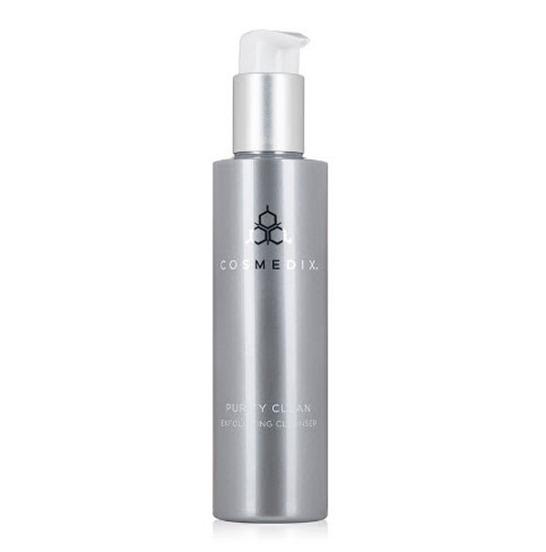 Kim Kardashian Shared Favorite Post-Facial Skin Care Products - An gentle exfoliating cleanser, this formula removes impurities like dead skin cells, makeup-buildup and extra sebum without irritating. $39, dermstore.com