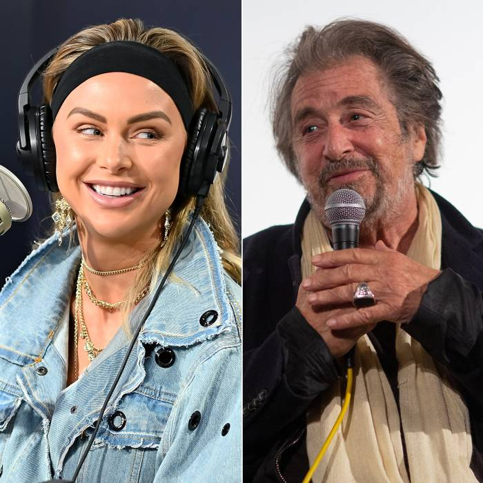 Lala Kent Says Al Pacino Threatened to Quit Acting Over Her