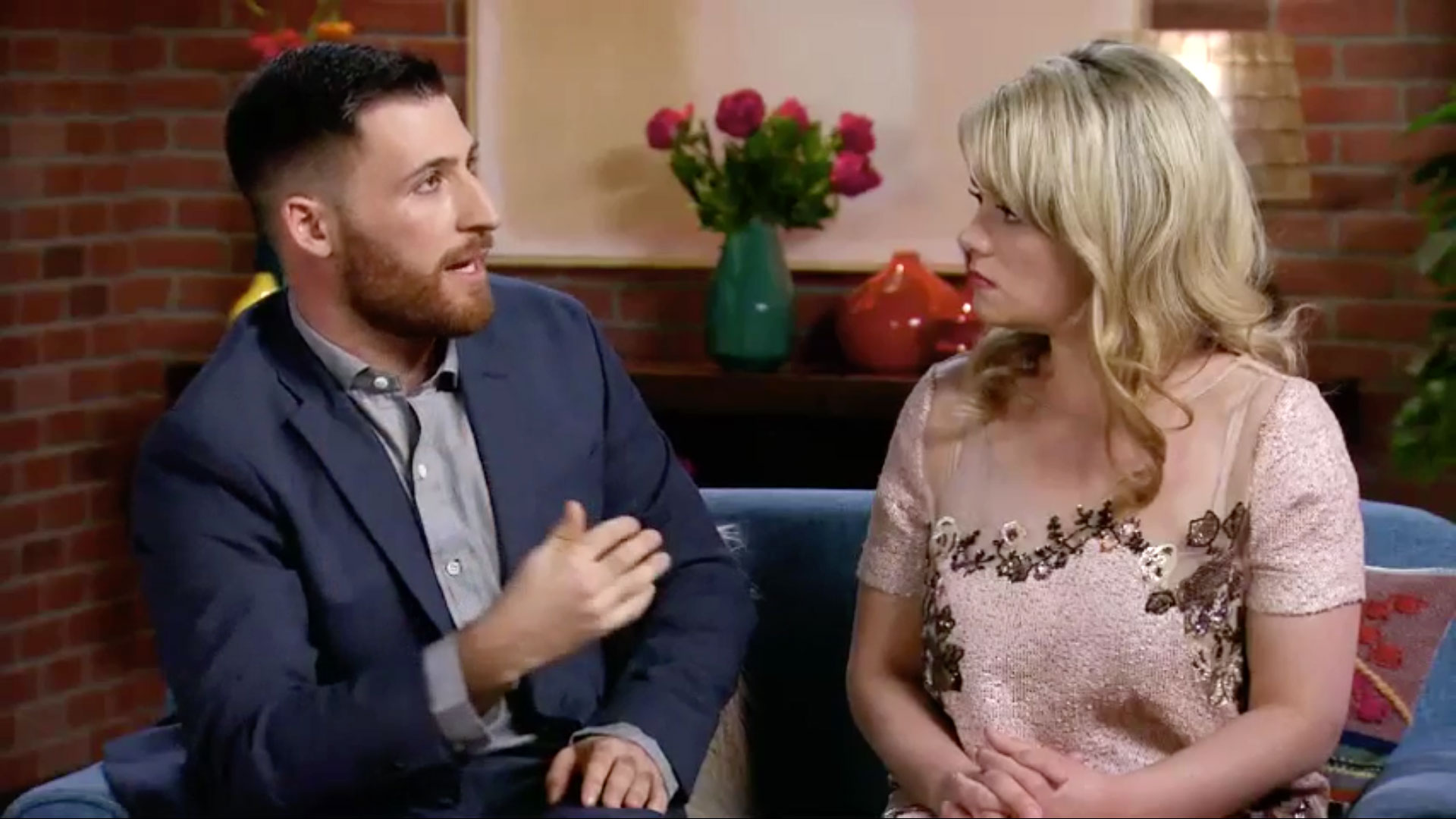 221283a4ac4e  Married at First Sight  Reunion Recap  Kate Admitted She Thinks Ex Luke Is  Gay