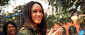 Duchess Meghan Touring in India Before Getting Engaged to Prince Harry
