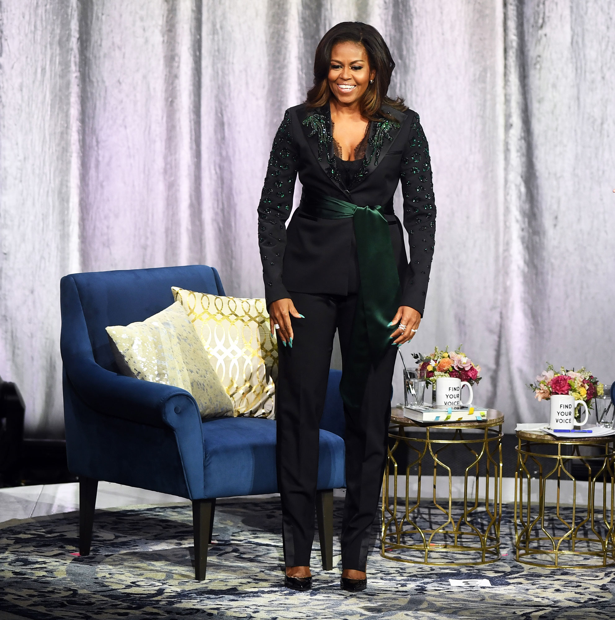 6ff3a0e4 Michelle Obama's Style After the White House