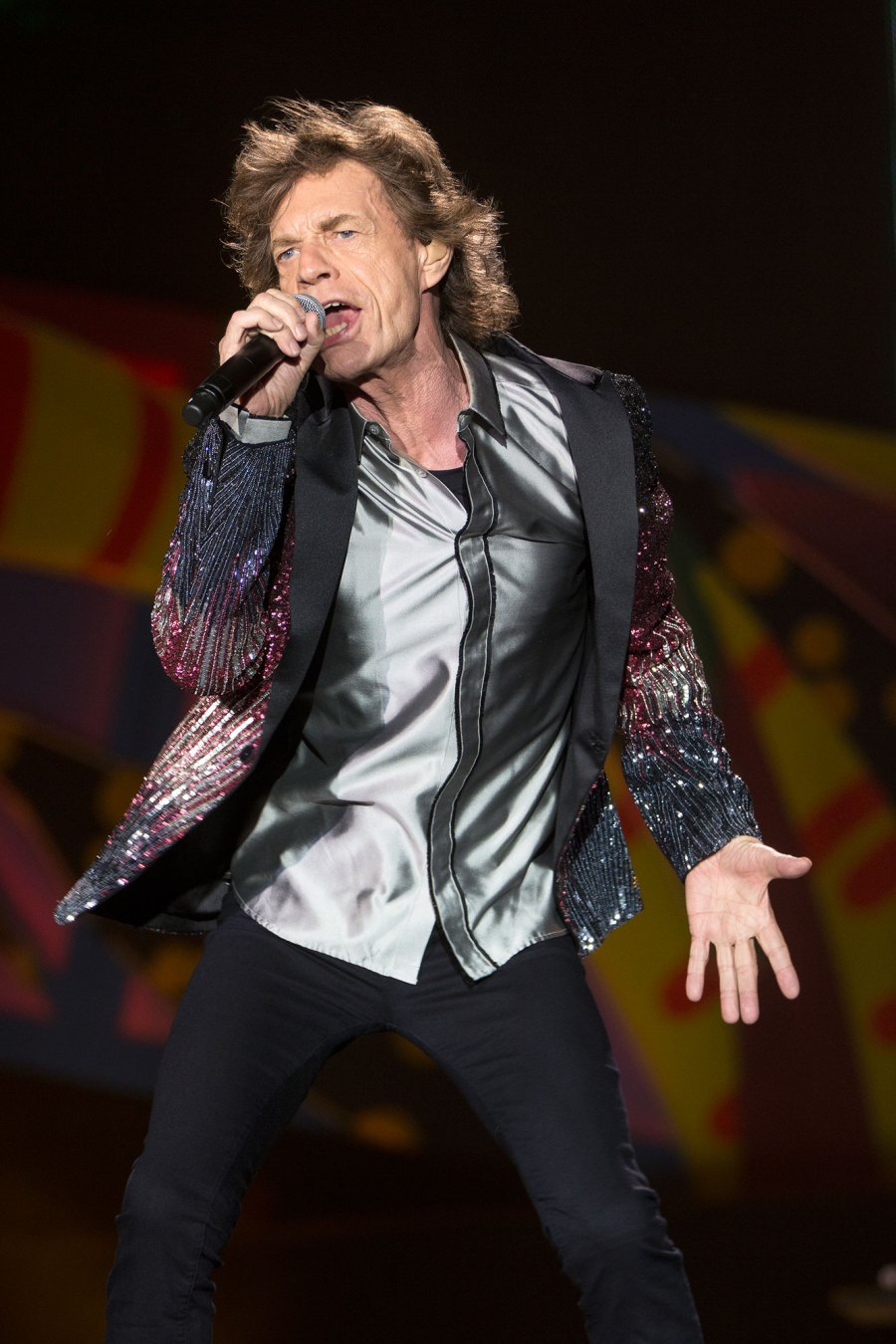 mick jagger health scare