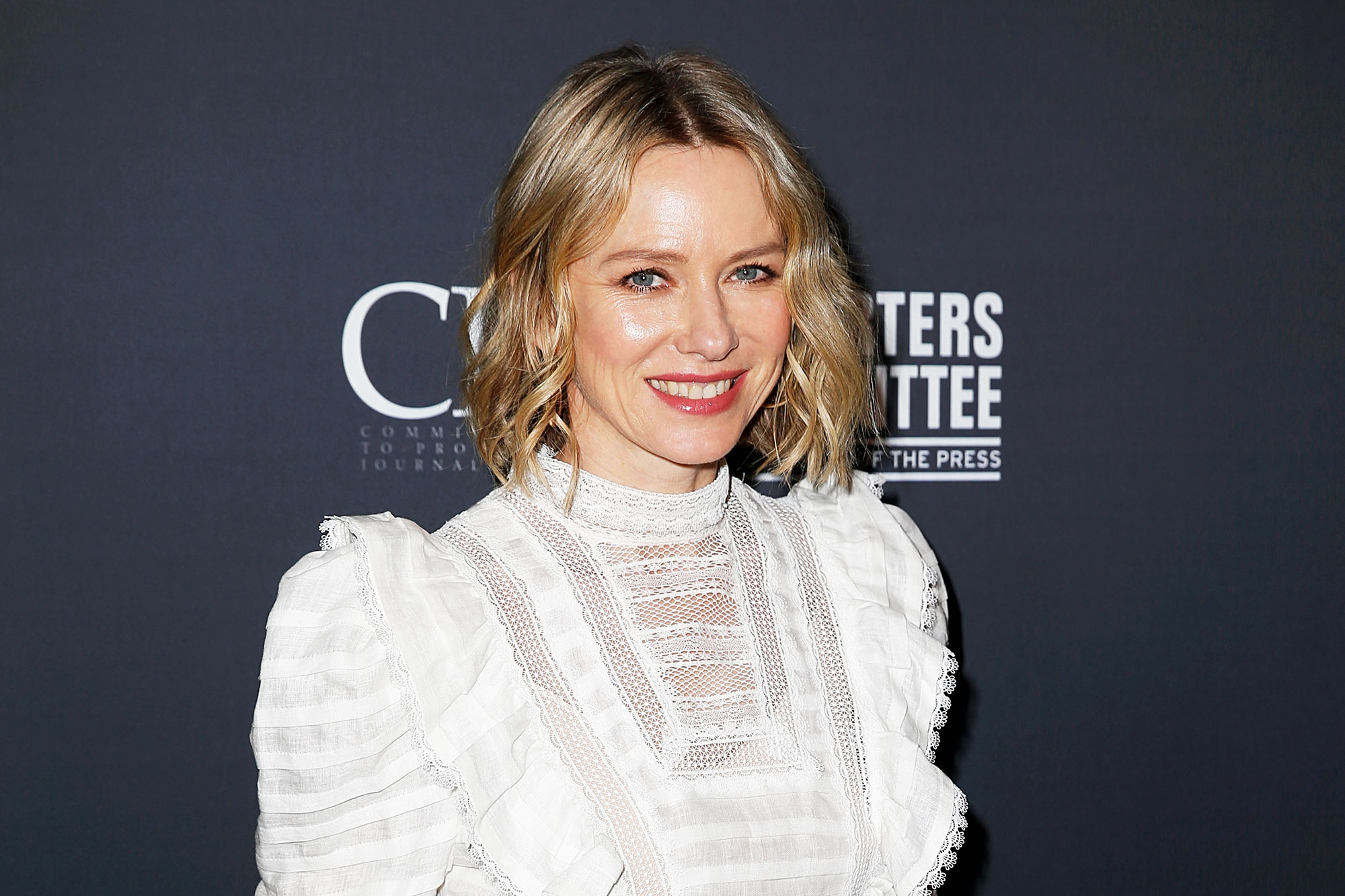 Naomi Watts skincare routine - Naomi Watts attends the The Hollywood Reporter's 9th Annual Most Powerful People In Media at The Pool on April 11, 2019 in New York City.