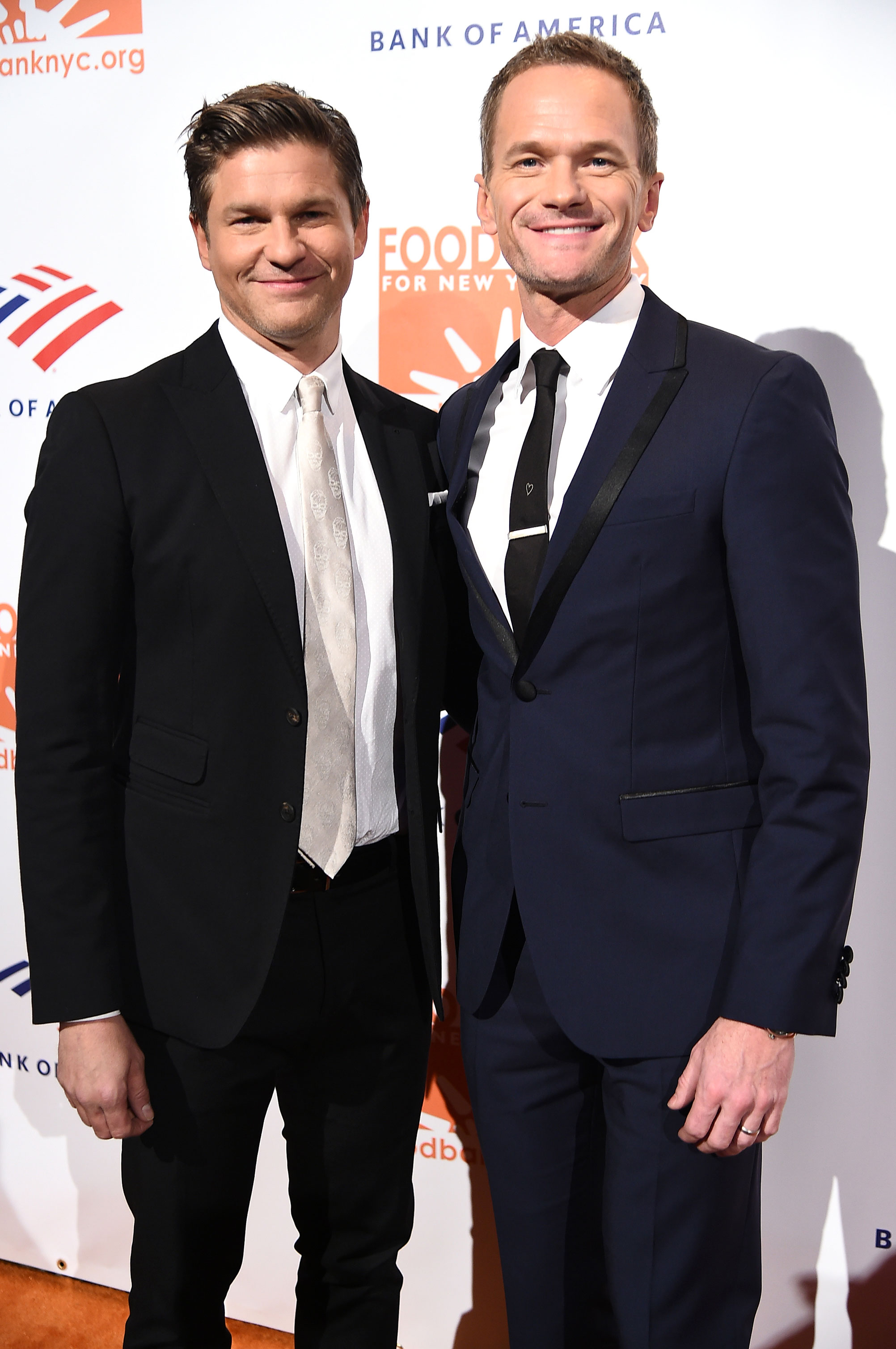 Neil Patrick Harris David Burtka Rough Patches - David Burtka and Neil Patrick Harris attend the Food Bank For New York City Can-Do Awards at Cipriani Wall Street on April 16, 2019 in New York City.
