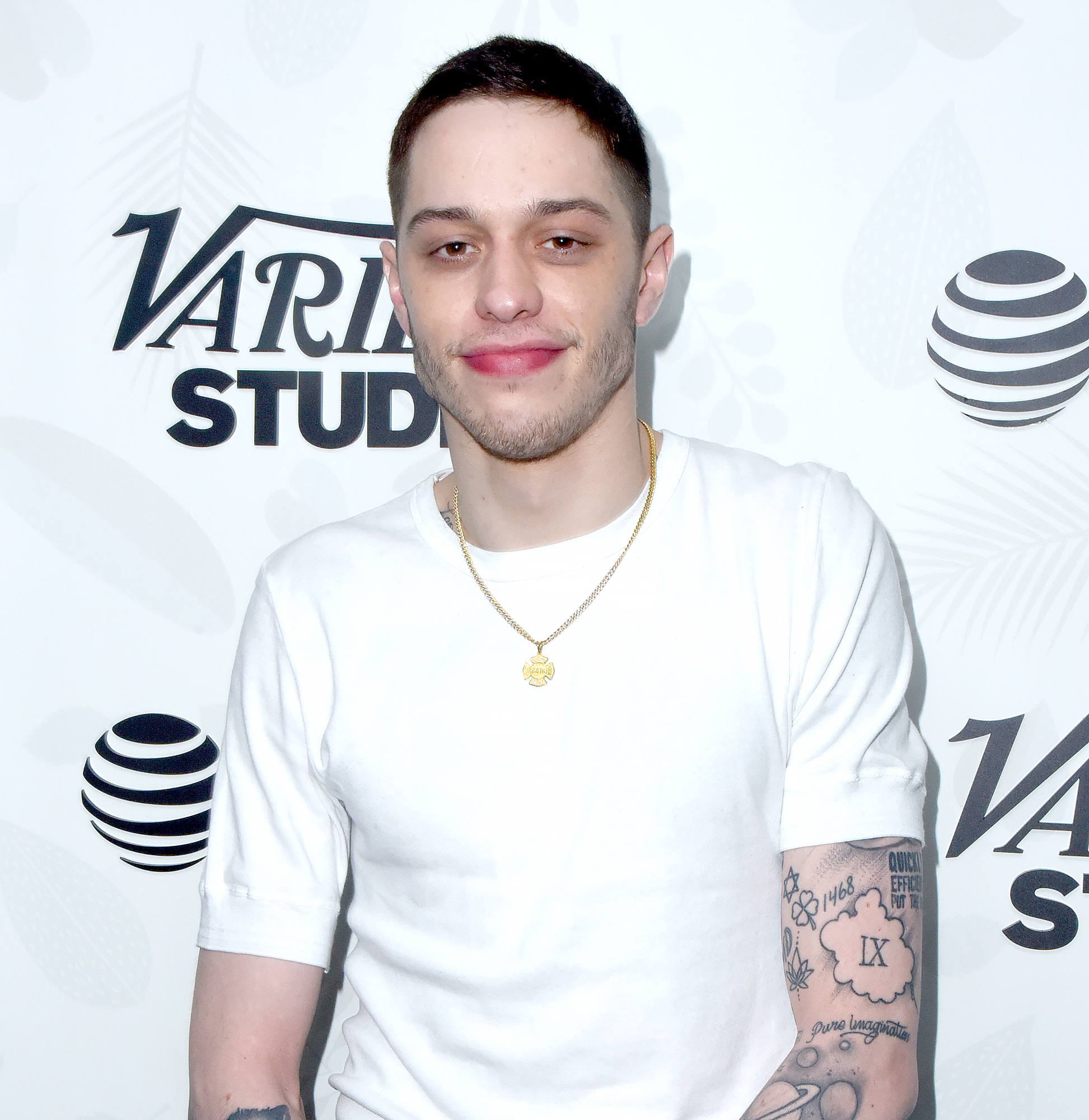 "pete-davidson-back-on-instagram - Pete Davidson at the ""Big Time Adolescence"" afterparty at DIRECTV Lodge presented by AT&T at Sundance Film Festival 2019 on January 28, 2019 in Park City, Utah."