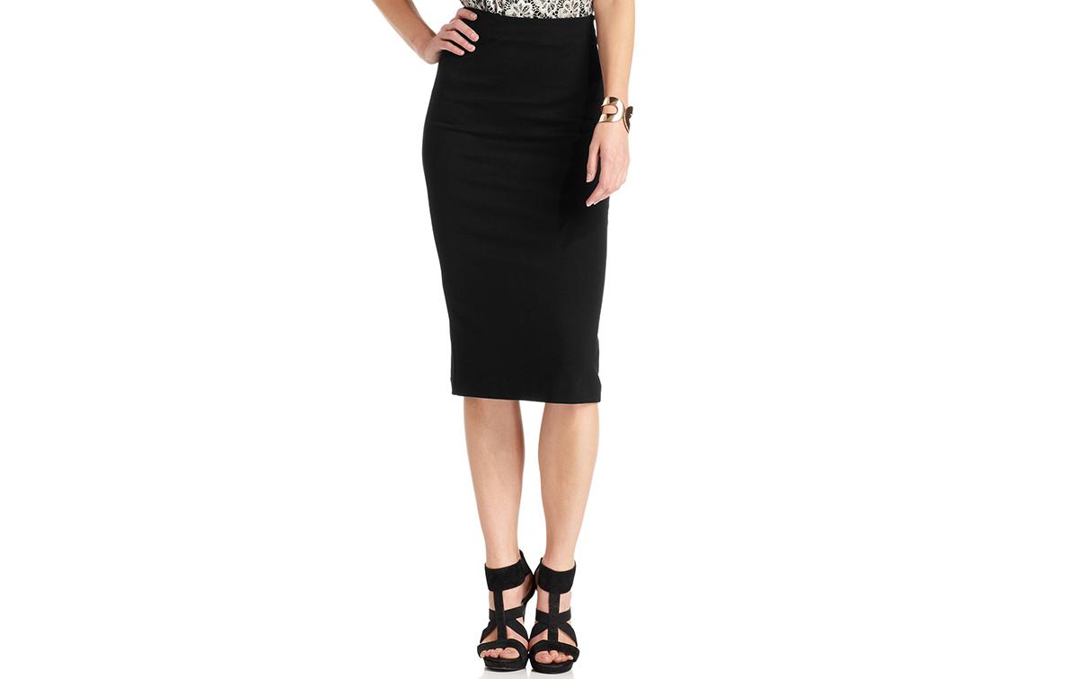 point-skirt