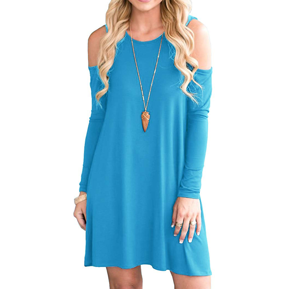 qixing dress blue