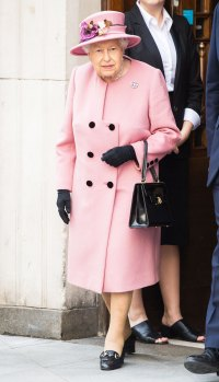 Queen Elizabeth II King's College London Celebrated Her 93rd Birthday in a Fun, Colorful Outfit