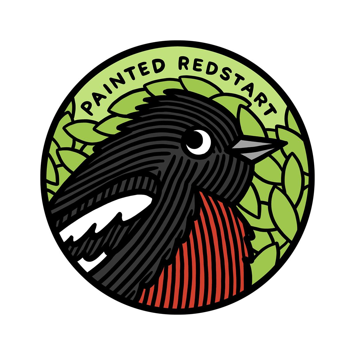 redbird-patch
