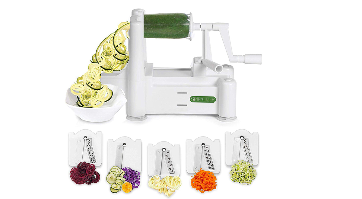 This Bestselling Spiralizer With Over 10,000 Reviews Is Our New Kitchen Must-Have!