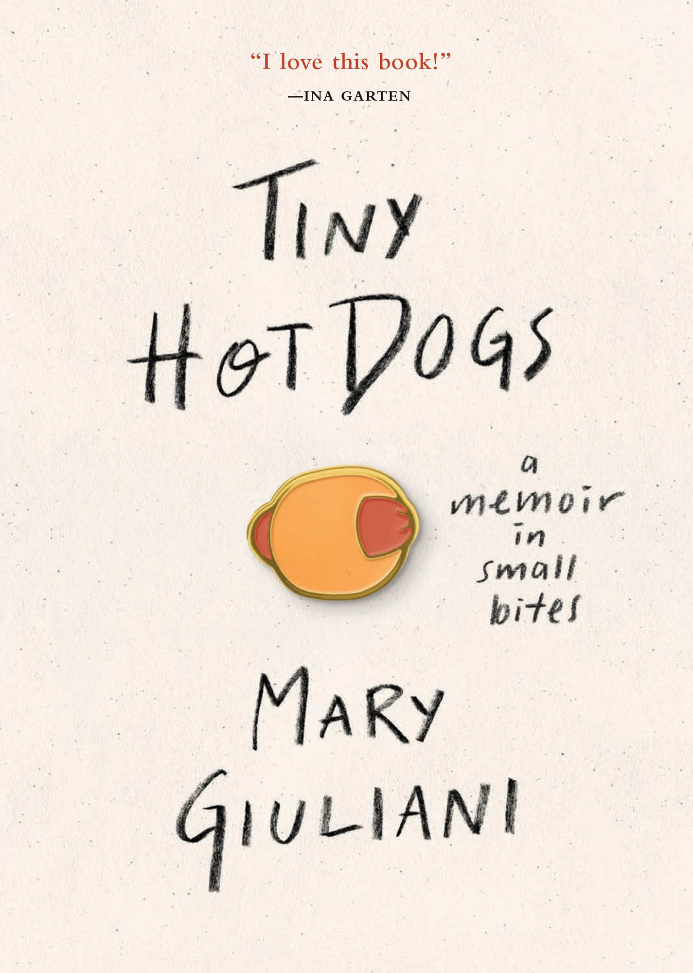 tiny-hot-dogs - Rachael Ray loves this Tiny Hot Dogs memoir by caterer Mary Giuliani , who shares hilarious stories about celebrity encounters she has while throwing parties for the rich and famous! ($16, amazon.com )